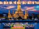 Air Asia giảm giá vé máy bay 50% đi Thái Lan