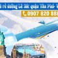 vé máy bay giá rẻ đường Lê Sát quận Tân Phú- Việt Mỹ