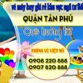 vé máy bay giá rẻ khu vực ngã tư Bốn Xã Quận Tân Phú- Việt Mỹ
