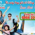 vé máy bay giá rẻ đường Yên Thế quận Tân Bình – Việt Mỹ