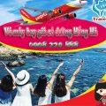 Vé máy bay giá rẻ đường Hồng Hà quận Tân Bình - Việt Mỹ