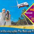Vé máy bay giá rẻ khu công nghiệp Tân Bình quận Tân Phú- Việt Mỹ
