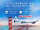 Korean Air tưng bừng khuyến mãi lớn Tp.HCM đi Mỹ