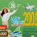 Bamboo Airways mở bán vé đường bay Hải Phòng đi Quy Nhơn, TP Hồ Chí Minh, Cần Thơ