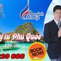 Bangkok Airways tung khuyến mãi vé đi Thái Lan chỉ từ 65USD
