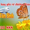 Vé máy bay giá rẻ đường Hoàng Việt quận Tân Bình - Việt Mỹ