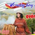 Vé máy bay giá rẻ đường Trần Bá Giao quận Gò Vấp - Việt Mỹ