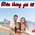 Vietnam Airlines khuyến mãi vé đầu tháng giá tốt