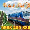 Vé tàu hỏa Việt Mỹ giá rẻ