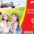 Vé Tết 2020 của hãng Vietjet Air chỉ với 2.020VNĐ