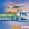 Thứ 4 bay cùng Bambo chỉ từ 99K