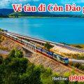 Vé tàu giá rẻ đi Côn Đảo