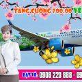 Bamboo Airways tăng cường 700.000 vé Tết 2020