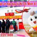 Săn vé máy bay từ Hồ Chí Minh đi Đài Trung hãng Vietjet Air