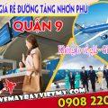 Vé máy bay giá rẻ đường Tăng Nhơn Phú quận 9 - Việt Mỹ