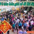 Vé tàu hỏa giá rẻ đi Hà Nội