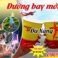 VietJet Air mở thêm 3 đường bay quốc tế mới từ Đà Nẵng