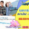 Vietnam Airlines tung vé Đà Nẵng đi Vân Đồn chỉ từ 222K