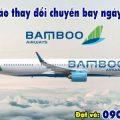 Bamboo Airways thay đổi lịch 8 chuyến bay ngày 20/12