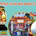 Giá vé Vietjet từ Hà Nội đi Đài Trung