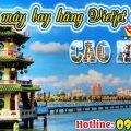 Săn vé máy bay từ Hồ Chí Minh đi Cao Hùng hãng Vietjet Air