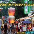 Tuyển cộng tác viên bán vé đi Đài Loan tại Sài Gòn