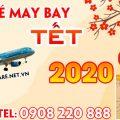 Vé máy bay Tết quận Tân Phú - Đại lý Việt Mỹ