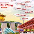 Vietjet Air khai trương loạt đường bay quốc tế từ Đà Nẵng