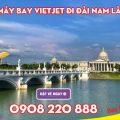 Đi Đài Nam đặt vé máy bay Vietjet là rẻ nhất
