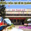 Vé tàu hỏa giá rẻ đi Quảng Nam