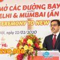 Vietjet mở 5 đường bay thẳng đến Ấn Độ chỉ từ 666K
