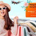 Jetstar mừng ngày Quốc tế Phụ nữ vé chỉ từ 30K