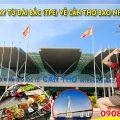 Vietjet bay từ Đài Bắc (TPE) về Cần Thơ bao nhiêu tiền?
