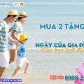 VNA ưu đãi đặc biệt nhân ngày Gia đình Việt Nam