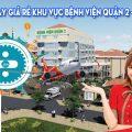 Vé máy bay giá rẻ khu vực Bệnh viện quận 2 - Việt Mỹ
