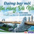 Bamboo ưu đãi đường bay mới từ Đà Nẵng chỉ từ 49K