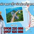 Săn vé máy bay Tết từ Đài Bắc đi Đà Nẵng