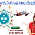 Vé máy bay giá rẻ đường Lê Phụng Hiếu quận 2 - Việt Mỹ