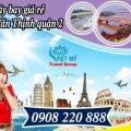 Vé máy bay giá rẻ đường Lê Văn Thịnh quận 2 - Việt Mỹ