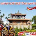 Vé máy bay giá rẻ Vietjet từ Đài Nam về Hồ Chí Minh