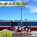 Vé tàu hỏa giá rẻ đi Bắc Ninh