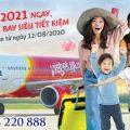 Vietjet Air mở bán vé máy bay tết 2021 Tân Sửu