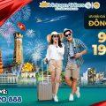 Vietnam Airlines Group khuyến mãi vé đồng giá từ 98K