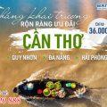 Bamboo mừng đường bay mới từ Cần Thơ chỉ 36K