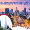 Vé máy bay giá rẻ đường Thái Phiên quận 11 - Việt Mỹ