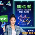 Bamboo ưu đãi ngày Online Friday chỉ từ 36K