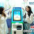 Bamboo triển khai dịch vụ check-in tự động tại kiosk