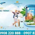 Ưu đãi đang diễn ra của Vietnam Airlines và Pacific Airlines